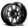 Maverick - D538 Black & Milled