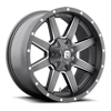 Maverick - D542 Anthracite & Milled Spoke