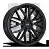 Gamma - M224 20x9 | Glossy Black