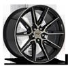 Gemello - M219 20x10.5 | Gloss Black & Machined DDT