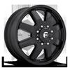 Maverick - D436 Dually Front Matte Black