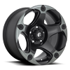 Menace - D685 Matte Black/Machined/DDT