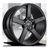 Milan - M188 Gloss Black
