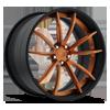 Monza Custom Color Finish