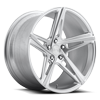 Mulsane 20x10.5 Brushed w/ Matte Clear