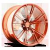 Ritz Brushed | Transparent Copper 1