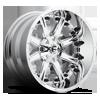 Nutz - D540 Chrome