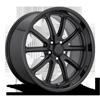 Rambler - U123 Two Tone Black