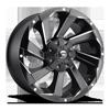 Razor - D592 Black & Milled