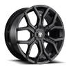 Royalty - S208 22x9.5 | Gloss Black