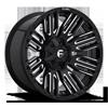 Schism - D649 Gloss Black & Milled