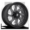 Seeker - D676 Gloss Black & Milled