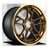 SFO-T Matte Bronze w/ Polished Monaco Copper Lip