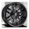 Sledge - D595 Gloss Black & Milled