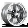 Standard - U301 17x9 | Textured Gunmetal