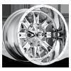 Throttle - D512 Chrome