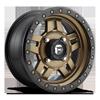 Anza - D583 - UTV Bronze w/ Black Ring