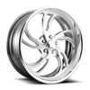 VILLAIN 5 - U725 Brushed Polished