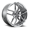 Vosso 20x9 Polished | Anthracite Accents