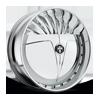 S605-Sliver Chrome