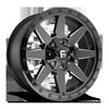 Wildcat - D597 Gloss Black & Milled