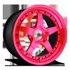 WGR Hi Luster Trans Pink