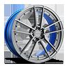 SFO Matte Anthracite w/ Peek A Blue inner & Hardware