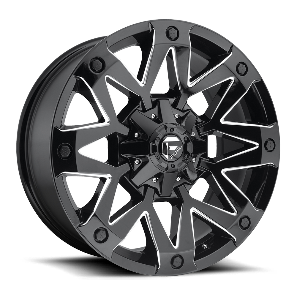 Ambush - D555 - MHT Wheels Inc.