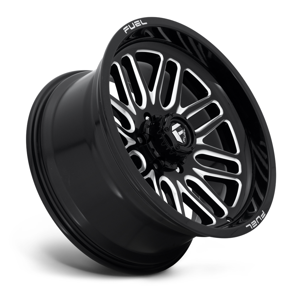 Fuel Wheels 20x9 >> Ignite - D662 - MHT Wheels Inc.