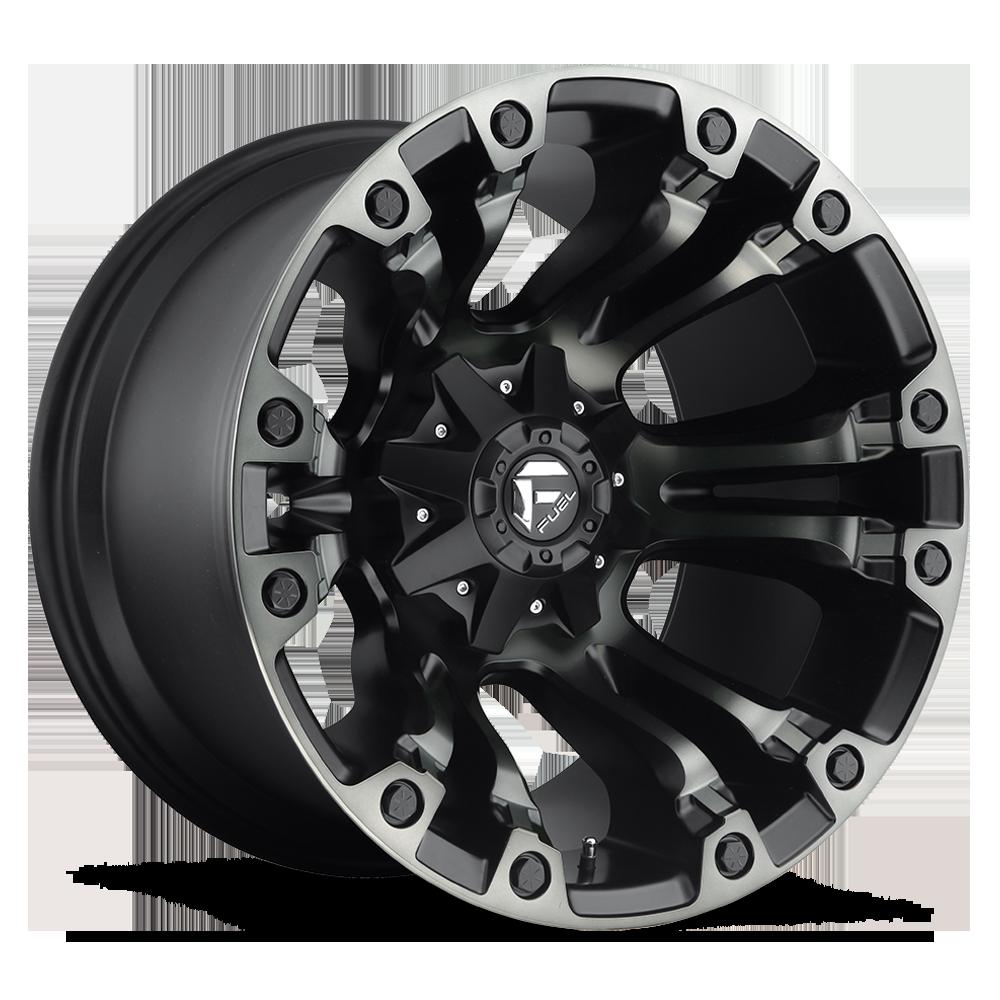 Fuel Dually Wheels >> Vapor - D569 - MHT Wheels Inc.